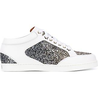 Sneakers for Women, White, Fabric, 2017, 3.5 5.5 6 7.5 Jimmy Choo London