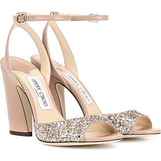 Miranda 100 Sandales En Cuir Choo London Jimmy
