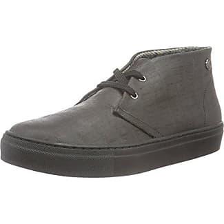 Jonny's VeganMoki - Sneaker Alta Donna, Nero (Nero (Negro)), 39