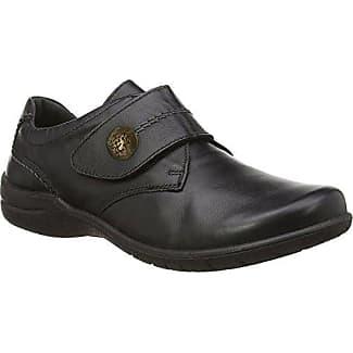 Josef SeibelHarry 11 - Zapatos Derby Hombre, Color Negro, Talla 50