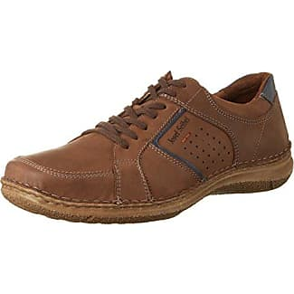 Josef Seibel Fabienne 05, Zapatos para Mujer, Negro (600 Schwarz), 36