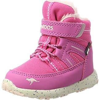 Kangaroos K-Snow, Zapatillas Unisex Beb, Rot (Blossom Pink/Frost Pink), 28 EU