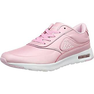 Milla Shine, Sneakers Basses Femme, Rose (Rosé/White), 37 EUKappa