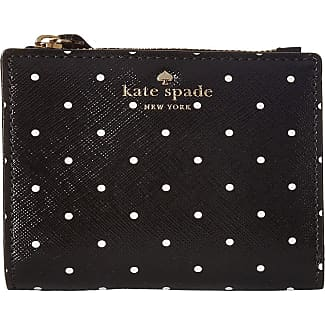 Kate spade new york coin purses sale up to 70 stylight kate spade new york brooks drive adalyn blackcream wallet junglespirit Gallery