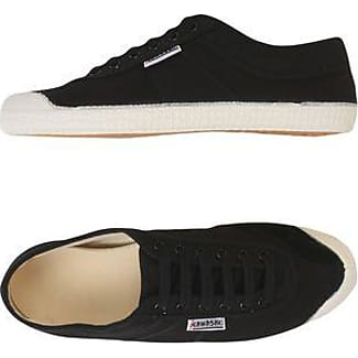 Kawasaki Unisex Sneaker Basic Canvas All Black 37