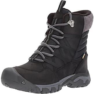 Hoodoo III Lace Up, Zapatos de High Rise Senderismo para Mujer, Marrón (Coconut/Plaza Taupe), 37.5 EU Keen