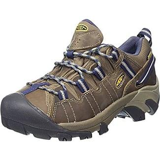 Keen Targhee III WP, Stivali da Escursionismo Uomo, Nero (Black Olive/Golden Brown Black Olive/Golden Brown), 40.5 EU
