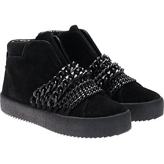 Sneakers for Women On Sale, Black, Neoprene, 2017, 4 4.5 5.5 6 7.5 Kendall + Kylie