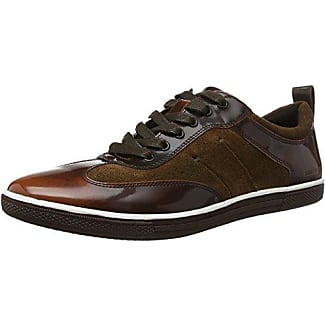 Kenneth Cole Prem-IUM, Zapatillas para Hombre, Marrón (Brown Combo 215), 43 EU