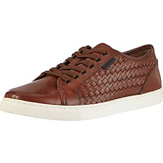 Kenneth Cole Kam Leaf, Zapatillas Para Hombre, Negro (Black), 45 EU amazon-shoes el-gris Zapatillas bajas