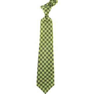 Ties On Sale, Pea Green, Silk, 2017, one size Kiton