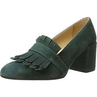 Cave, Zapatos de Tacón para Mujer, Negro (Black), 38 EU Kmb