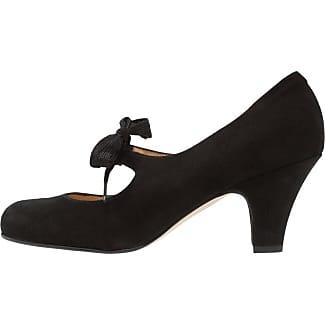 KMB ELIKE - Zapatos de salón con cordones dark red