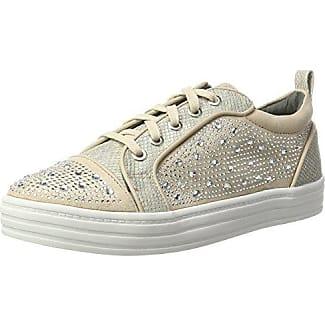 960046, Zapatillas para Mujer, Plata, 36 EU La Strada