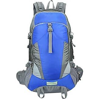 Außen Schultern Rucksack Business Freizeit Mehrzweck- Reiserucksack,Blue-OneSize Laidaye