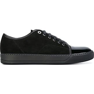 Sneakers for Men On Sale in Outlet, Chalk, Leather, 2017, 10 5 6 7 8 9 Lanvin