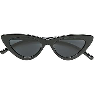 Unisex Adults Roundmix Sunglasses, Multicolour (Negro/Bambú Verde), 52 HÄRVIST