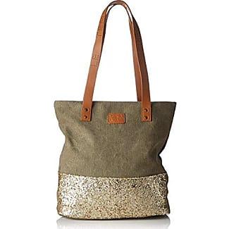 Leanna 4, Womens Shoulder Bag, Beige, 12x24x23 cm (W x H L) Le Temps Des Cerises