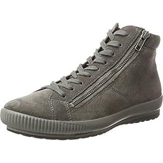 Legerotanaro 800823 - Zapatillas Mujer, Color Gris, Talla 37.5