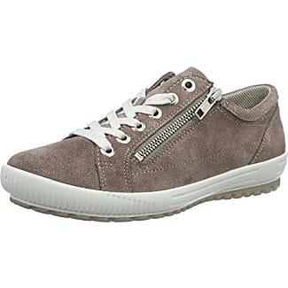 Legero Tanaro Zapatillas Mujer, Plata (Grey), 37.5 EU (4.5 UK)
