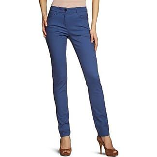 Lerros Damen Jeans Hose - Pantalones para mujer, color blau (bleached denim 945), talla 46