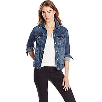 ... Levi s Womens Classic Trucker Jacket Belle Blue Small