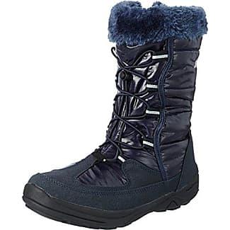 Lico Ice Mount 710043 - Botas de Nieve de Nailon para Hombre, Negro, 37 EU