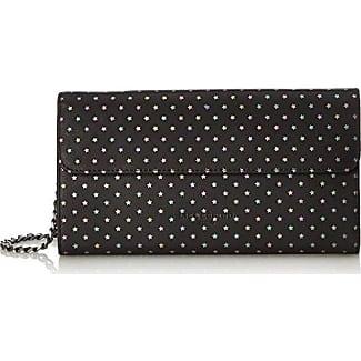 Mariaw7 Starst, Womens Wallet, Schwarz (Oil Black), 3x12x23 cm (B x H T) Liebeskind
