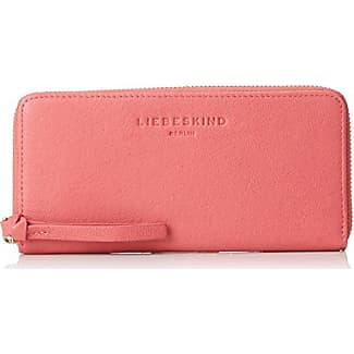 Piaf8 Core2, Womens Wallet, Pink (Bright Rose), 3x19x11 cm (B x H x T) Liebeskind