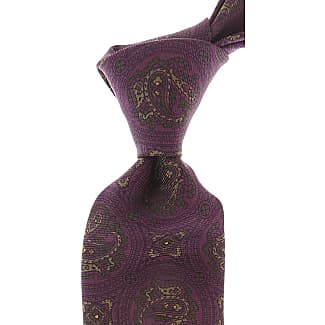 Ties On Sale, Violet, Silk, 2017, one size LIVERANO & LIVERANO