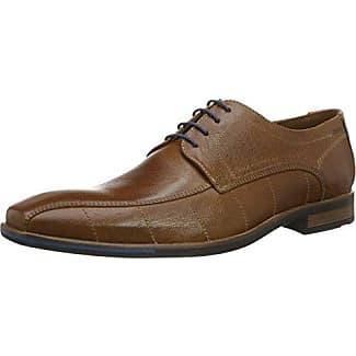 Lloyd Dwaine, Zapatos de Cordones Derby para Hombre, Marrón (REH 1), 44.5 EU