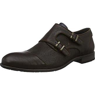 Lloyd KAY Extra-Weit, Zapatos de Cordones Brogue para Hombre, Braun (REH), 43 EU