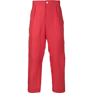 cropped pants - Red Lost And Found Rooms