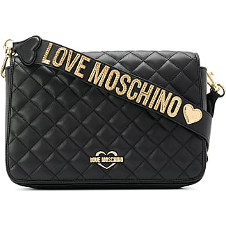 Moschino® Handbags − Sale: up to −62% | Stylight : moschino quilted shoulder bag - Adamdwight.com