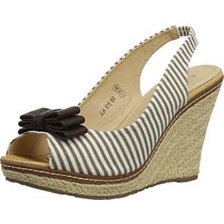 Griffith Park JLH615 - Sandalias de vestir para mujer, color Fuschia, talla 36