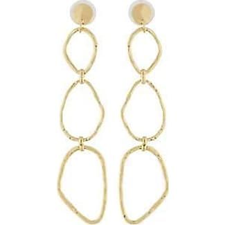 Lydell Nyc Linear Link-Drop Earrings