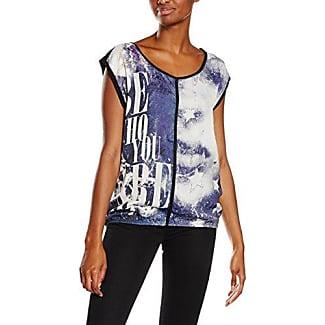 M.O.D AU16-TS214, Camiseta para Mujer, Blanco (White), XL