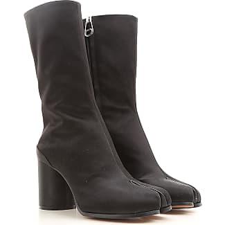Boots for Women, Booties On Sale, Black, Black, 2017, 2.5 4.5 7.5 Maison Martin Margiela
