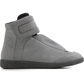 Maison Martin Margiela Sneakers For Men On Sale Grey Leather