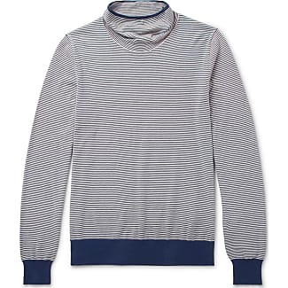 Striped roll-neck cotton sweater Maison Martin Margiela