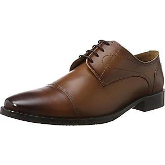 Manz Capri MOK G Hirsch 103052-12 - Zapatos para hombre, Negro, 38