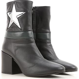 Zapatos de Tacón de Salón Baratos en Rebajas, Bluette, Gamuza, 2017, 38 Marc Ellis