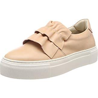 Marc O'Polo Sneaker 80114463502102, Zapatillas para Mujer, Orange (Apricot), 41 EU