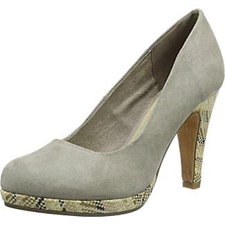 22425, Zapatos de Tacón Mujer, Verde (Mint 768), 40 EU Marco Tozzi