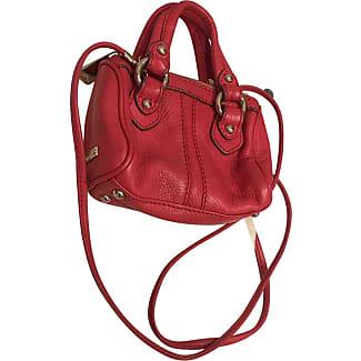 Pre-owned - Leather crossbody bag Max Mara