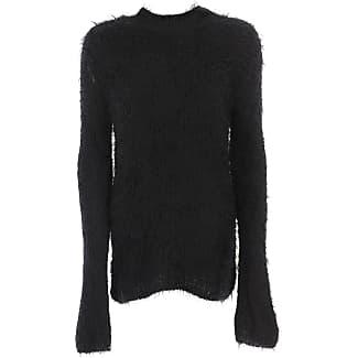 Sweater for Women Jumper On Sale, Black, polyamide, 2017, 6 McQ by Alexander McQueen