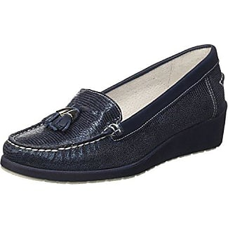 MELLUSO Mujer R35710 Slippers Negro Size: 36 EU