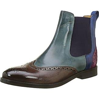 Womens Amelie 47 Chelsea Boots, Pink, 13 Melvin & Hamilton