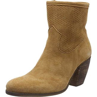 Ankle Boot, Bottines Femme, Marron Clair, 39 EUMentor