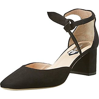 Womens Jade Closed Toe Heels Mercadal